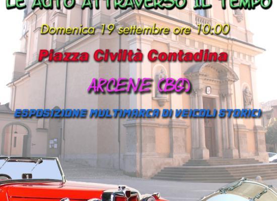 2010 – Auto attraverso il tempo @Arcene
