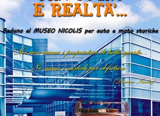 """2014 – """"Tra sogno e realtà"""" Raduno al Museo Nicolis"""