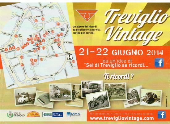 2014 – Treviglio Vintage