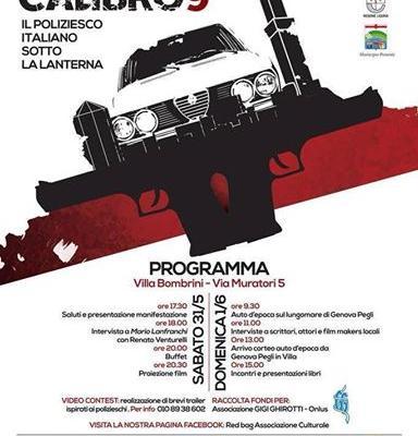 2014 – Genova Calibro 9