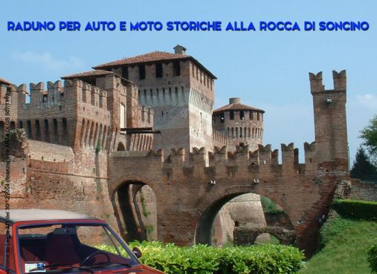 """2015 – """"C'era una volta…"""" Raduno alla Rocca di Soncino"""