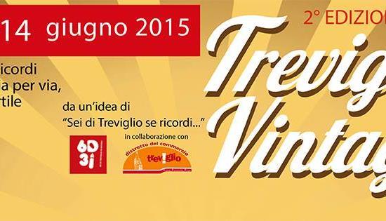 2015 – Treviglio Vintage 2° Edizione
