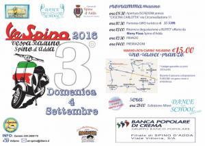 3° Vespino @ Via Circonvallazione, 11, 26016 Spino d'Adda CR, Italia | Spino d'Adda | Lombardia | Italia