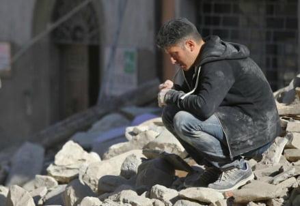 Ricerca Volontari per iniziativa a sostegno delle zone colpite dal terremoto