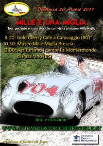 Mille e una Miglia @ Brescia | Brescia | Lombardia | Italia