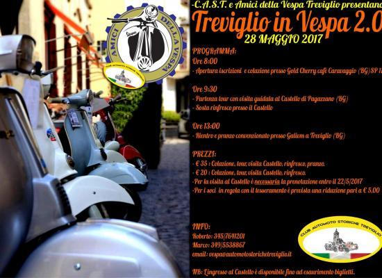 2017 – Treviglio in Vespa 2.0