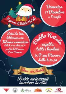 Il giorno di Babbo Natale 🤶 @ Treviglio | Treviglio | Lombardia | Italia