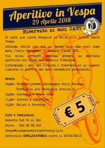 Aperitivo in Vespa @ Isola Borromeo | Cassano d'Adda | Lombardia | Italia