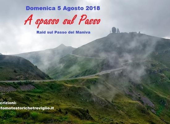 Evento del 5/8/2018: A spasso sul Passo