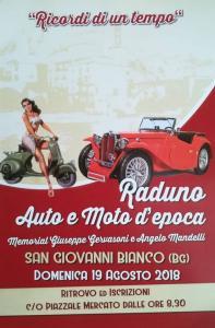 **EVENTO ESTERNO** Ricordi di un tempo @ Piazzale Mercato a San Giovanni Bianco (BG) | San Giovanni Bianco | Lombardia | Italia