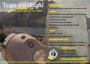 Vespe tra i laghi **RADUNO VESPA** @ Lago d'iseo | Cerrete | Lombardia | Italia