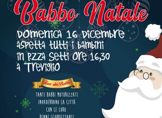 Aggiornamento Raduno Babbi Natale in moto del 16/12/18
