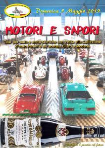 Motori e sapori @ Collezione Panini & Acetaia Giusti