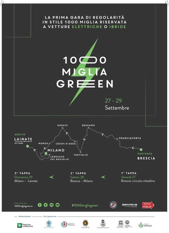 Ricerca Staff per Mille Miglia Green