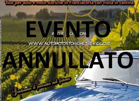 Emergenza Coronavirus: raduno dell'8/3/2020 ANNULLATO