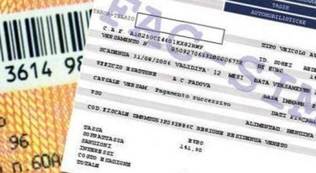 Proroga scadenza bollo auto (Regione Lombardia)